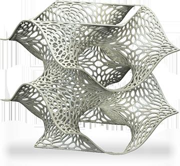 پرینتر سه بعدی قائم