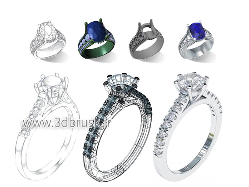 مراحل ساخت جواهرات