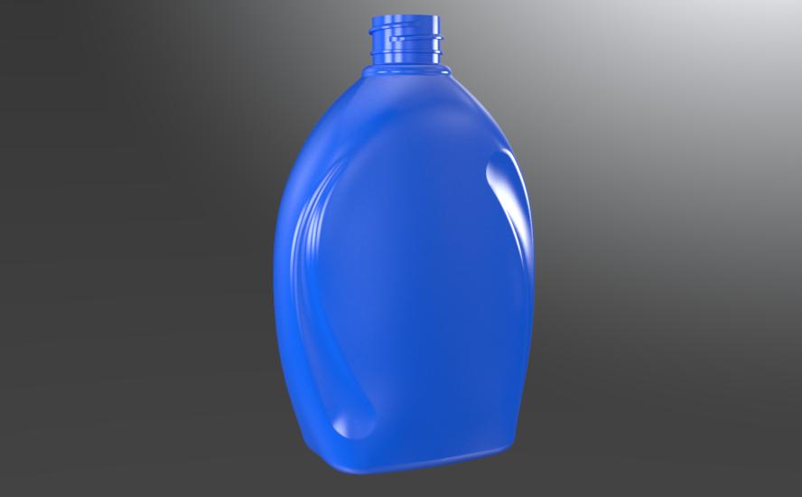 طراحی بطری مایع دستشویی