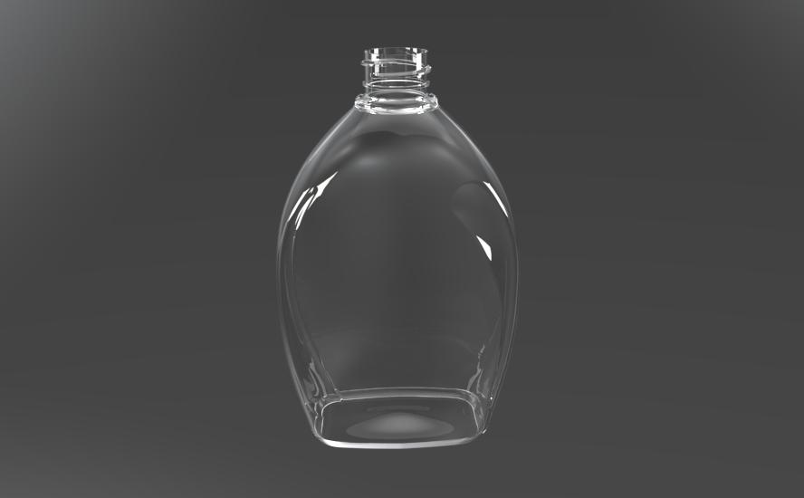 مدلسازی سه بعدی بطری با راینو