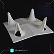 t002 ماکت معماری ساخته شده با پرینتر سه بعدی در مشهد