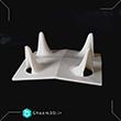 t003 ماکت معماری ساخته شده با پرینتر سه بعدی در مشهد