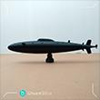 t001 طراحی ماکت زیردریایی