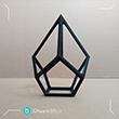 t001 پرینت سه بعدی باکس گل