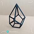 t003 پرینت سه بعدی باکس گل