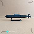 زیردریایی پرینت سه بعدی