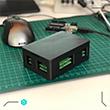 ساخت محفظه برد الکترونیک